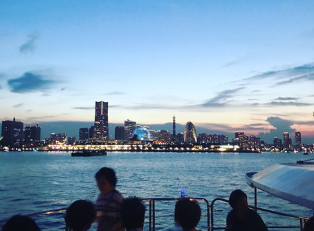 【iPhoneBlog】横浜スパークリングトワイライト花火大会クルージングレビュー!