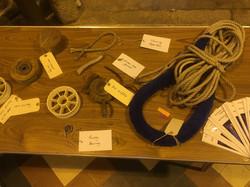 Calstock Display table