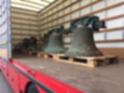 5 bells in the lorry