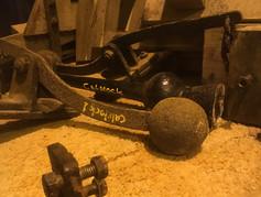 Calstock chime hammer