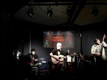 Live at the Evesham Arts Centre