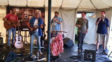Alan, Paul, Rupert Dave & Mike