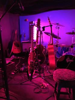 Paul's guitar rig