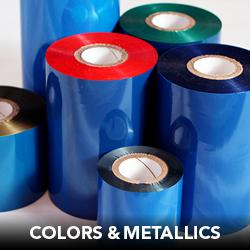 Colors & Metallics