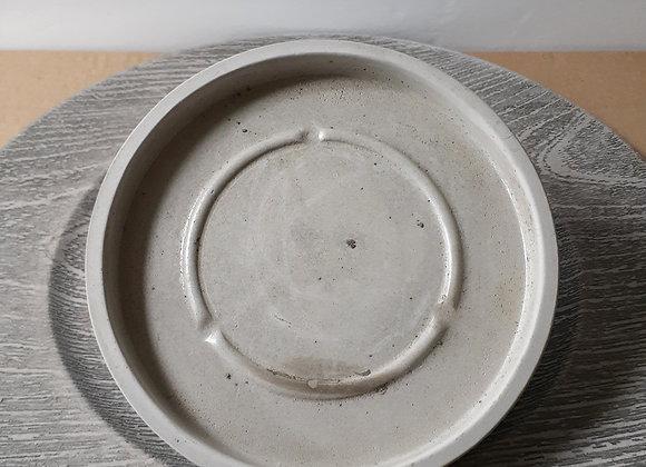 """6"""" concrete essential saucer"""