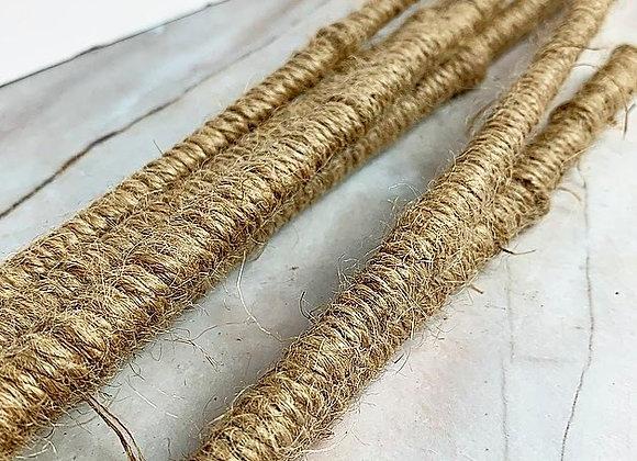 3ft bamboo twine plant pole