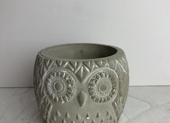 "5"" Owl Pot"