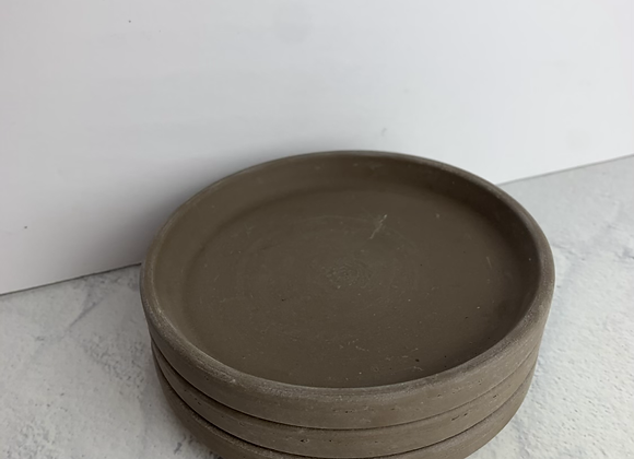 """5"""" Marble Saucer"""