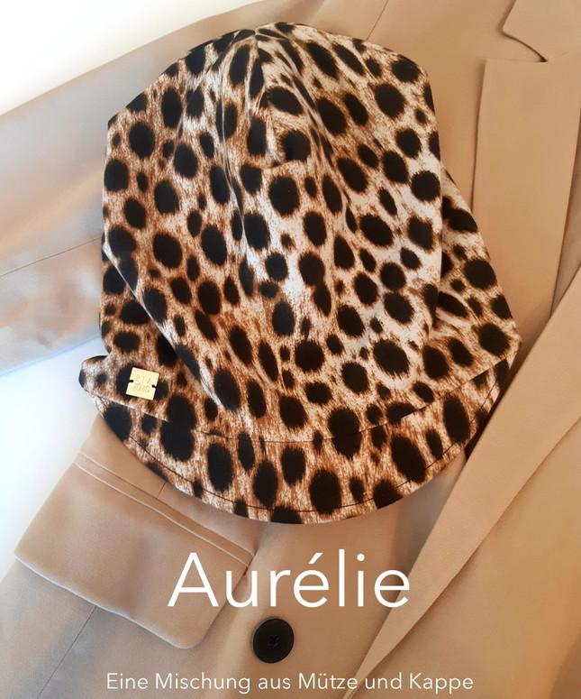 Aurélie_Eine Mischung aus Mütze und Kapp