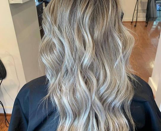 Blonde Hair, Huntingdon Valley Salon