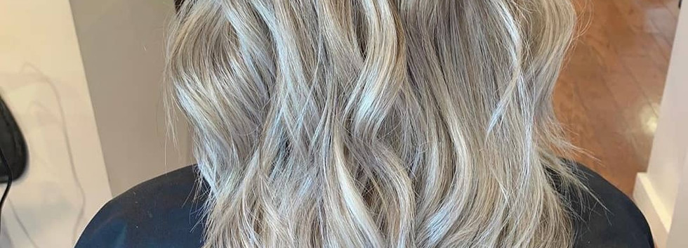 Blonde Hair, Huntingdon Valley Salon