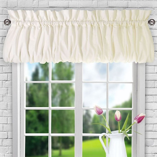 Cotton Valance