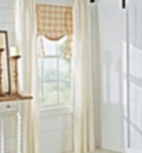 muslin drapes country yellow ck.jpg