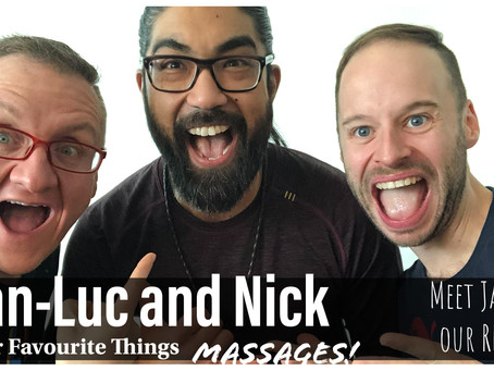Our Favourite Things: Massages