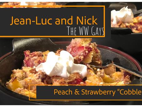 "Peach & Strawberry ""Cobbler"" (5 Points)"