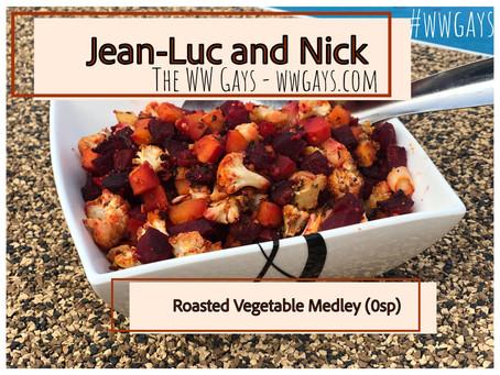 Roasted Vegetable Medley (0 Points)
