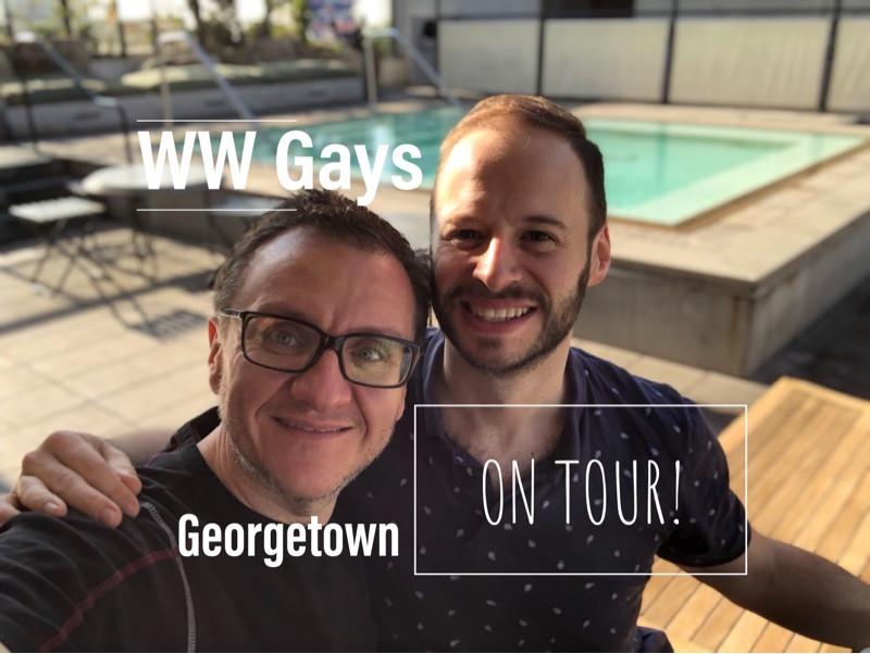 WW Gays Visiting Georgetown