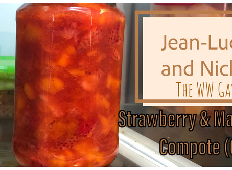Strawberry and Mango Compote (0 Points)