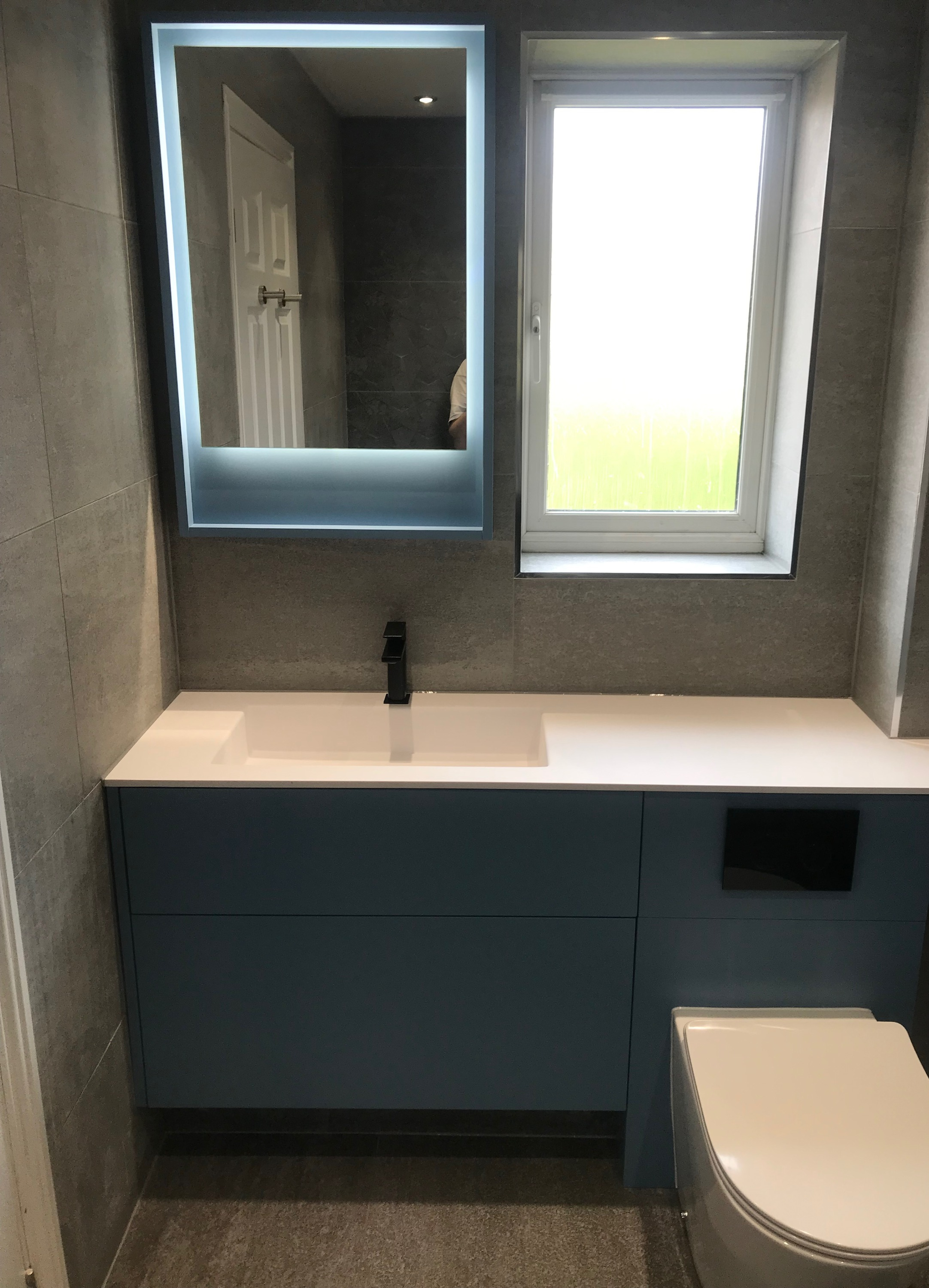 CHELLESTON, ENSUITE MAKEOVER
