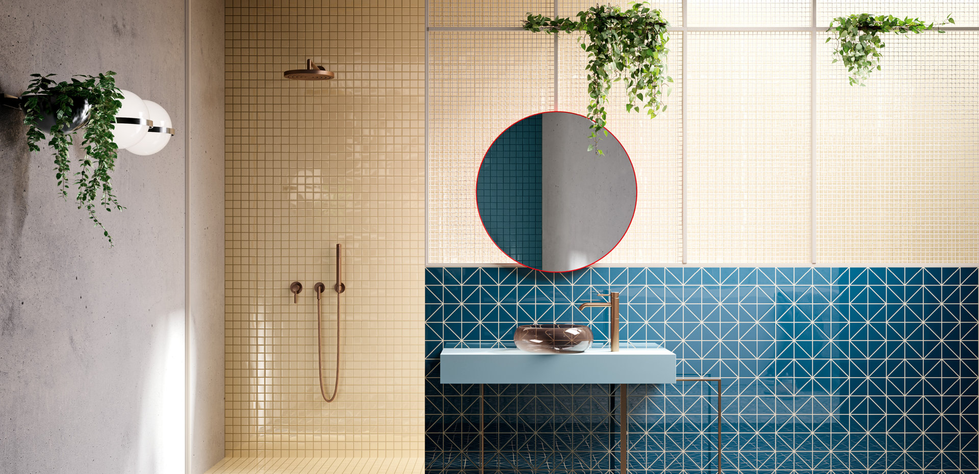 SYSTEM BY CERAMICA VOUGE