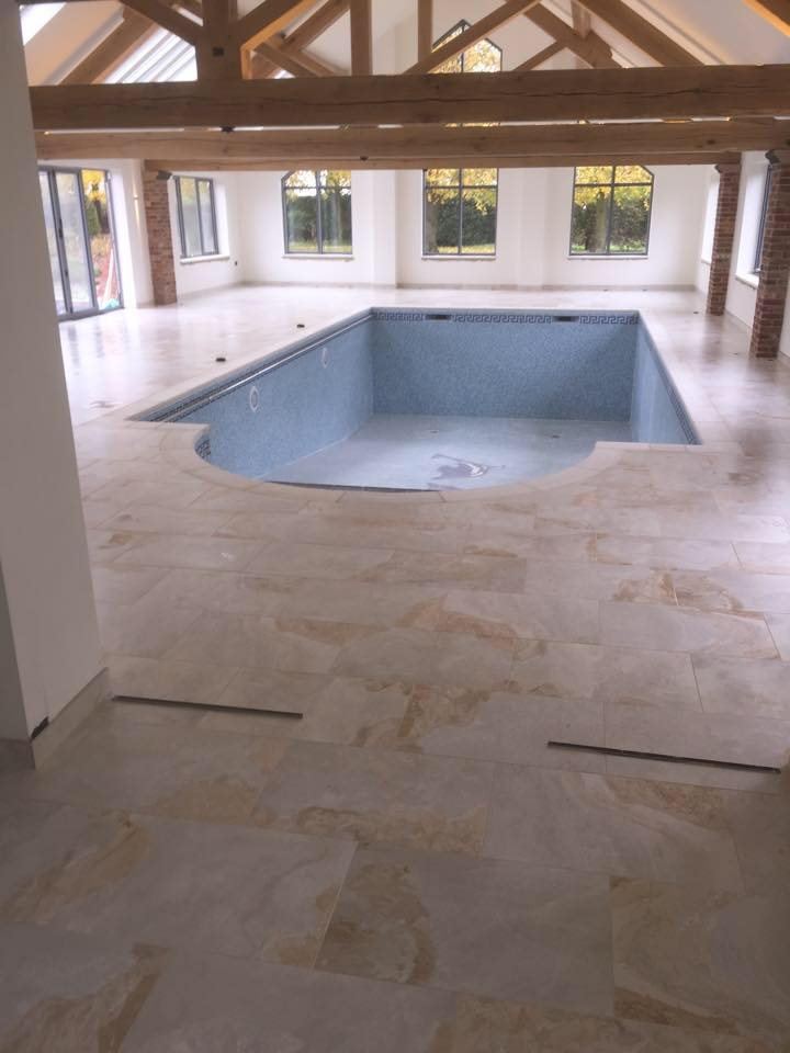 POOLS,SPAS & OTHER TILING PROJECTS