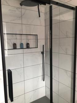 Marble Bathrooms.