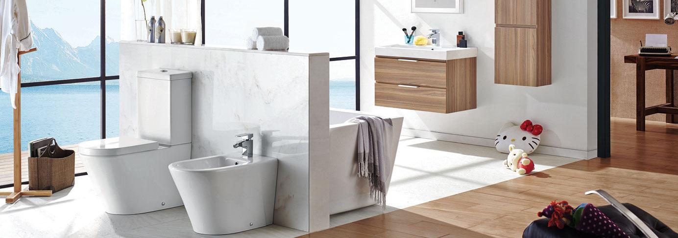 Pura- Arco- close coupled WC