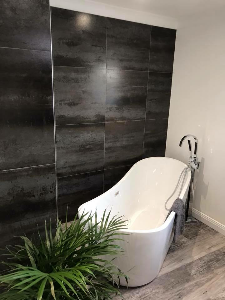 DERBYSHIRE, BATHROOM MAKEOVER