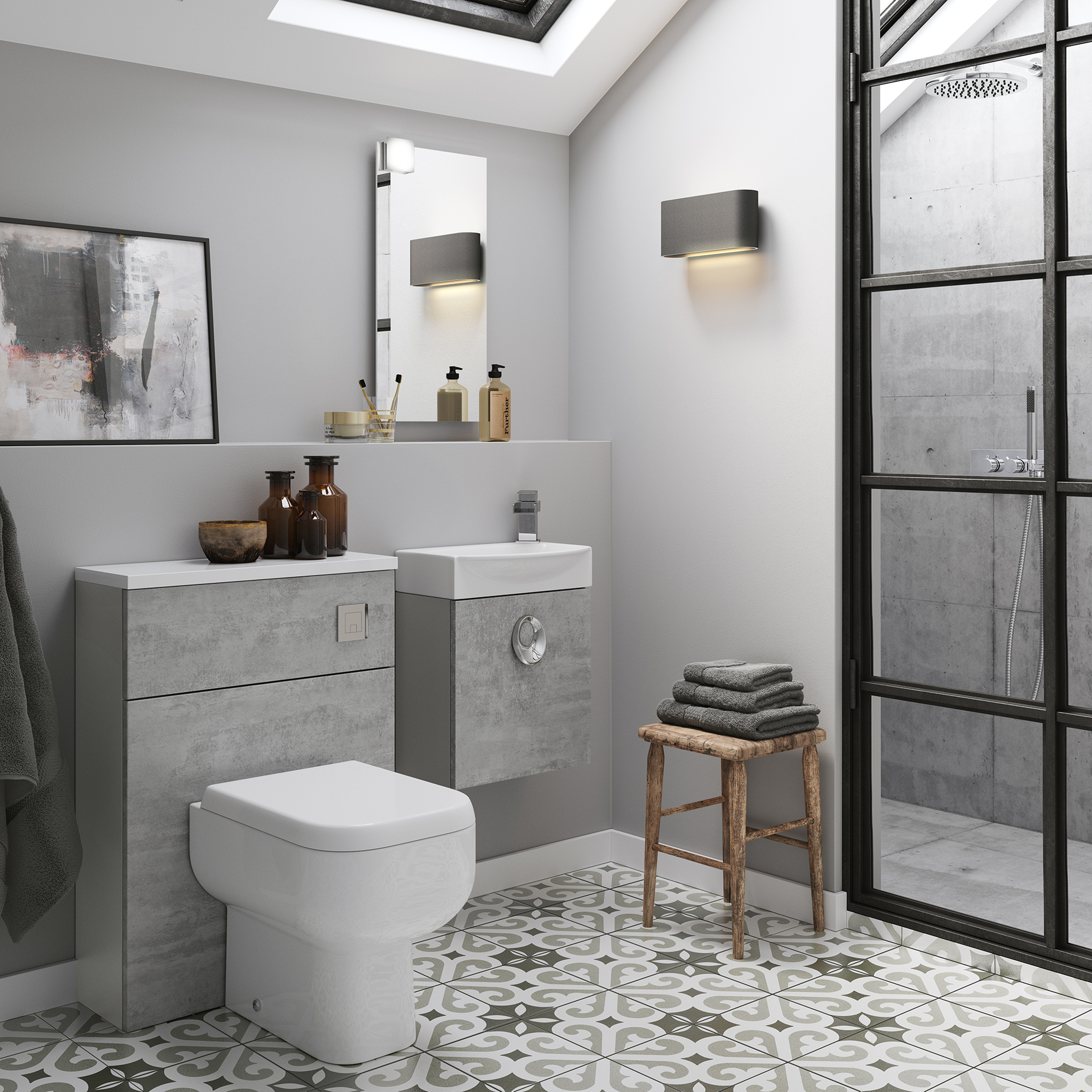 Mereway- bathroom-furniture