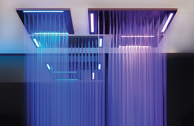 Gessi- wellness- colour therapy