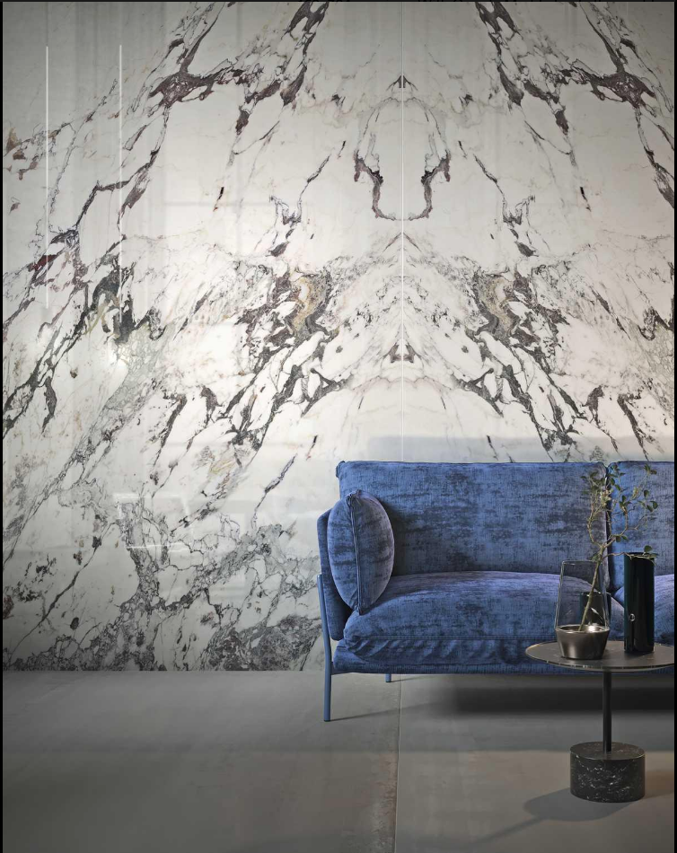 Grande Marble Look Capraia Book Matc