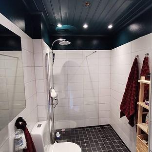 Målare Umeå toalett Målarn i Norrland AB