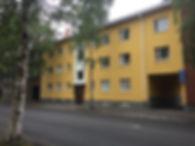 Skolgatan 110 Umeå Måleri Målarn i Norrland