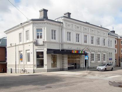 Utvändig målning Umeå Målarn i Norrland AB
