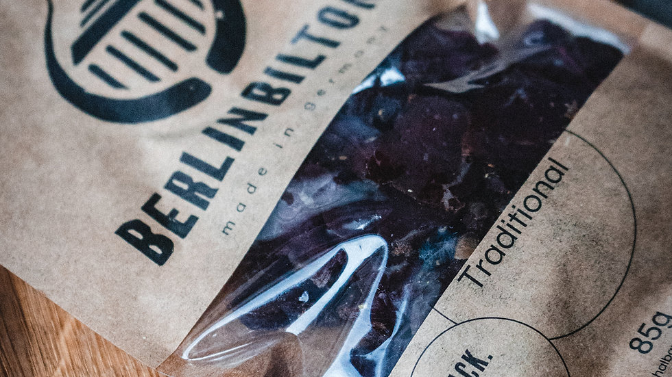 Berlin Biltong Traditional
