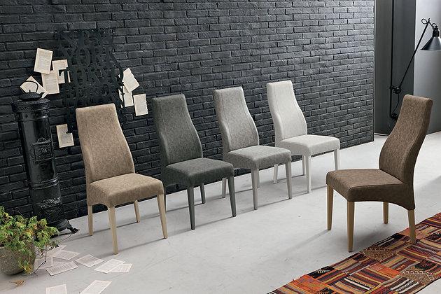 Итальянский обеденный стул Ginevra в современном стиле от фабрики Target Point