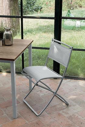 Итальянский обеденный стул Yuppie Pieghevole в современном стиле от фабрики Target Point