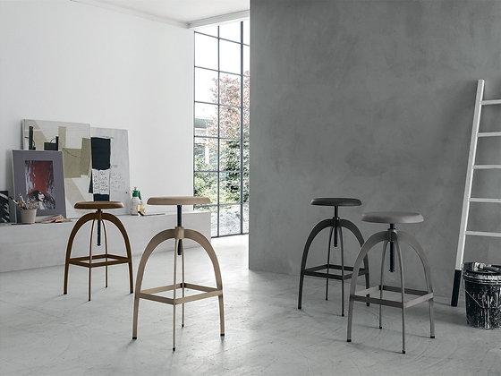 Итальянский барный стул Riga в современном стиле от фабрики Target Point