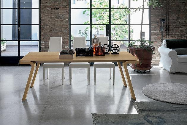Итальянский обеденный стол Maciste 180 в современном стиле от фабрики Target Point