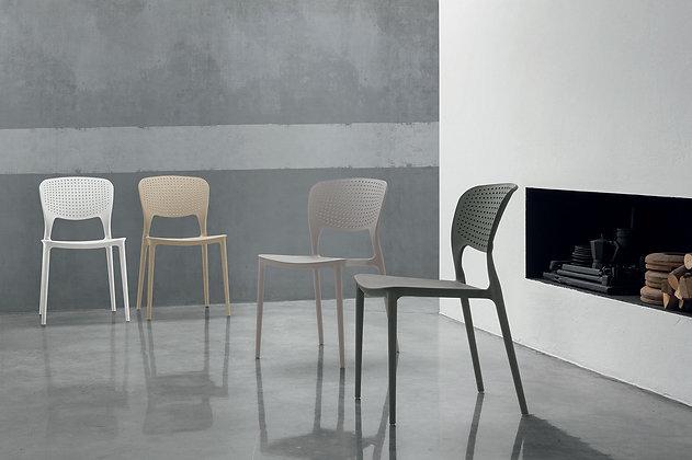 Итальянский обеденный стул Toledo в современном стиле от фабрики Target Point
