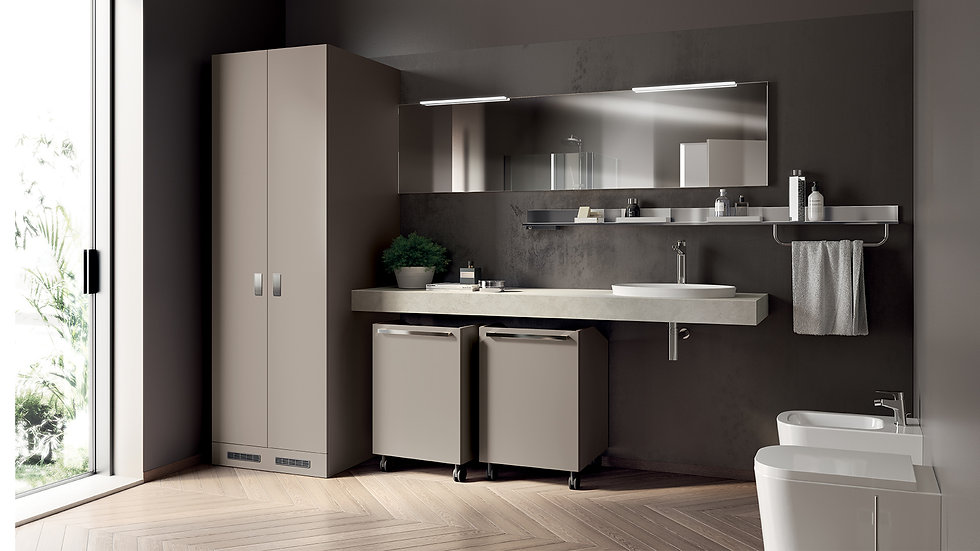 Ванная Laundry Space-8 | Scavolini