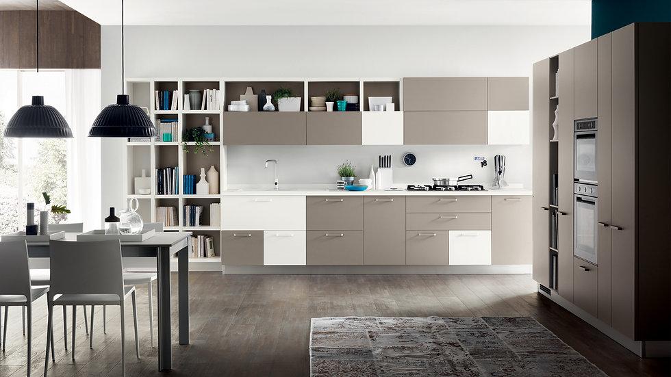 Кухня Food Shelf-11