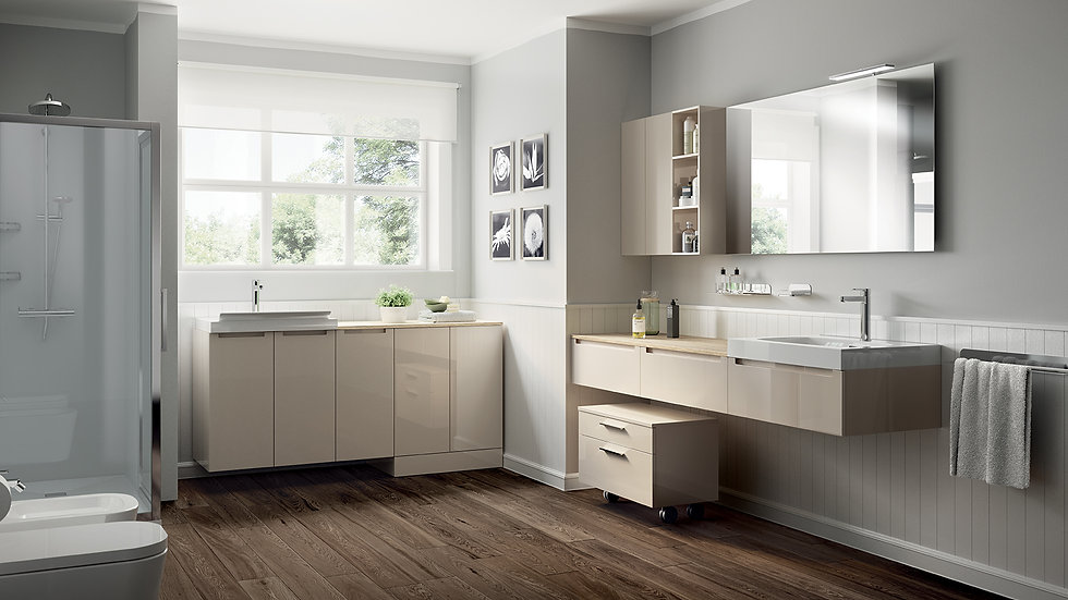 Ванная  Laundry Space от Скаволини