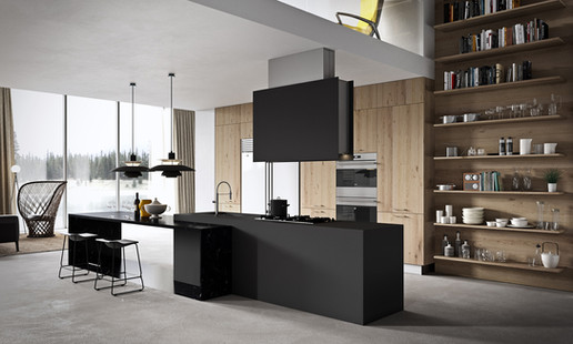 Кухня Ideal от фабрики Record Cucine