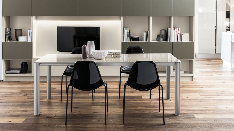 Стол Scarabeo от производителя Scavolini