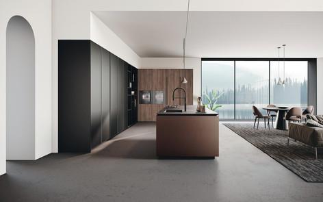 Кухня Lab фабрики Binova