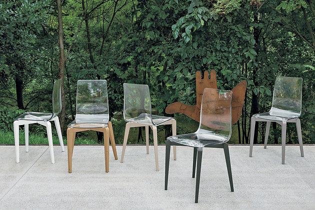 Итальянский обеденный стул Berlino в современном стиле от фабрики Target Point