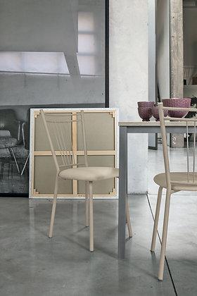 Итальянский обеденный стул Garda в современном стиле от фабрики Target Point