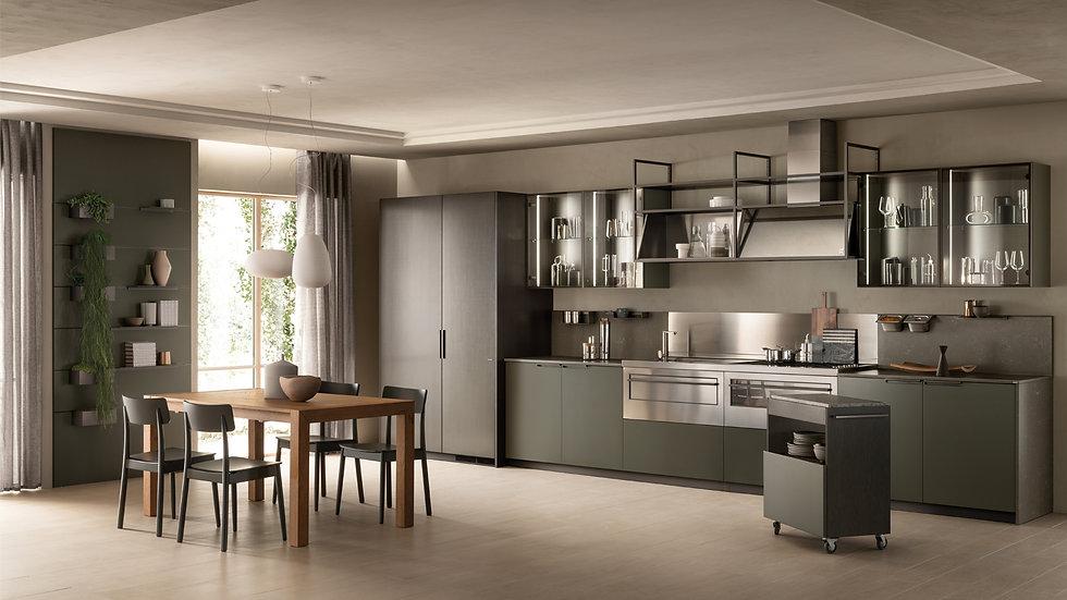 Кухня MIA-4