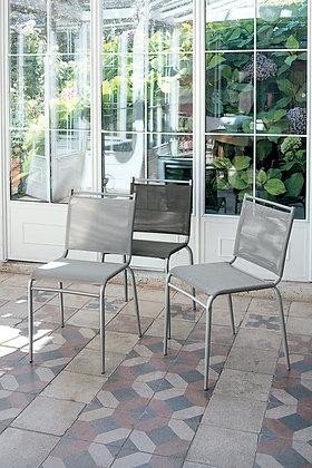 Итальянский обеденный стул Yuppi Du в современном стиле от фабрики Target Point